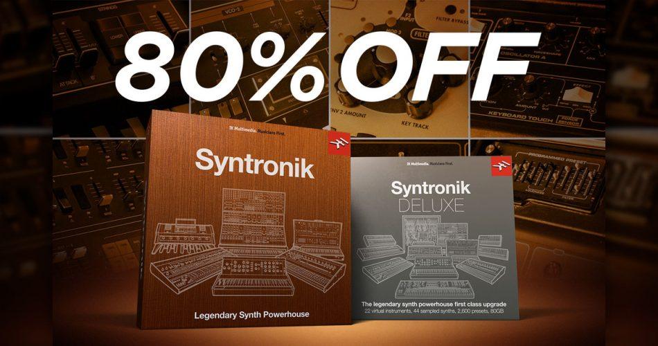 IK Syntronik Spectacular