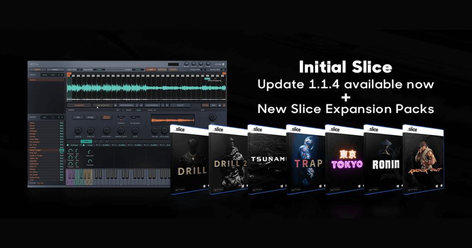 Initial Slice update