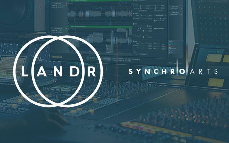 LANDR Synchro Arts