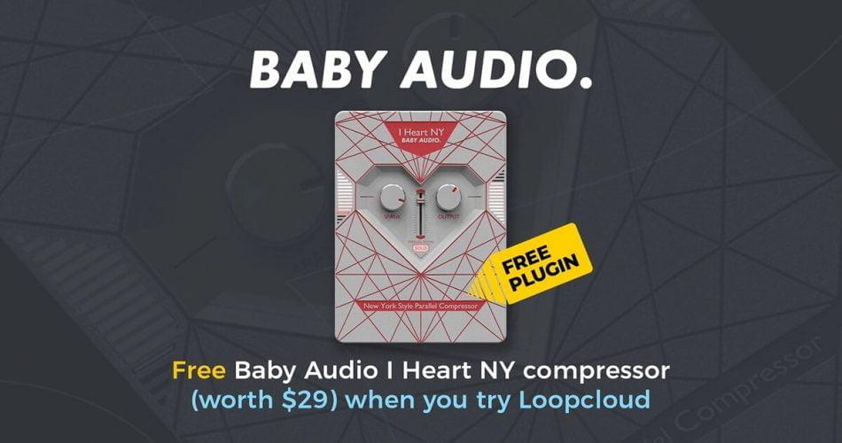Loopcloud Baby Audio I Heart NY FREE