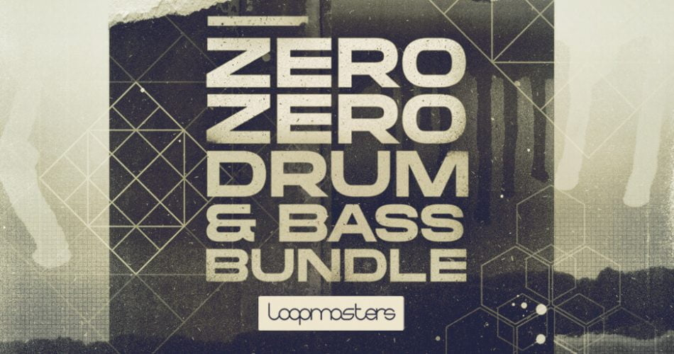 Loopmasters Zero Zero Drum and Bass Bundle