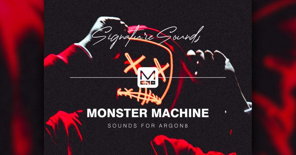 Modal Monster Machine Argon8