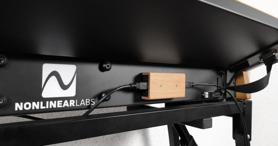 Nonlinear Labs MIDI Bridge