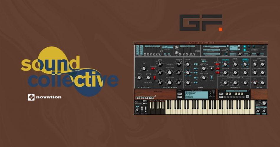 Novation Sound Collective Minimonsta