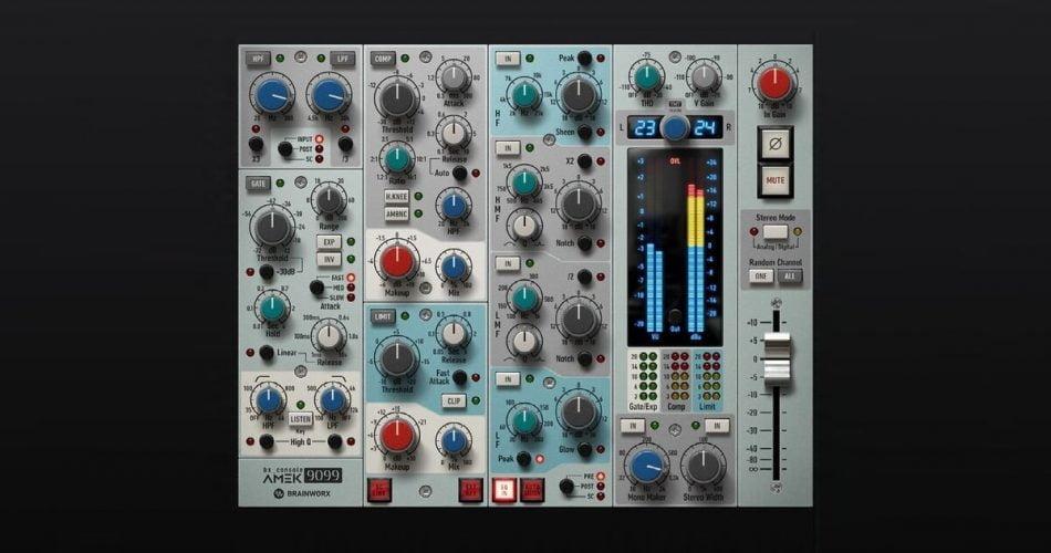 Plugin Alliance brainworx bx console AMEK 9099
