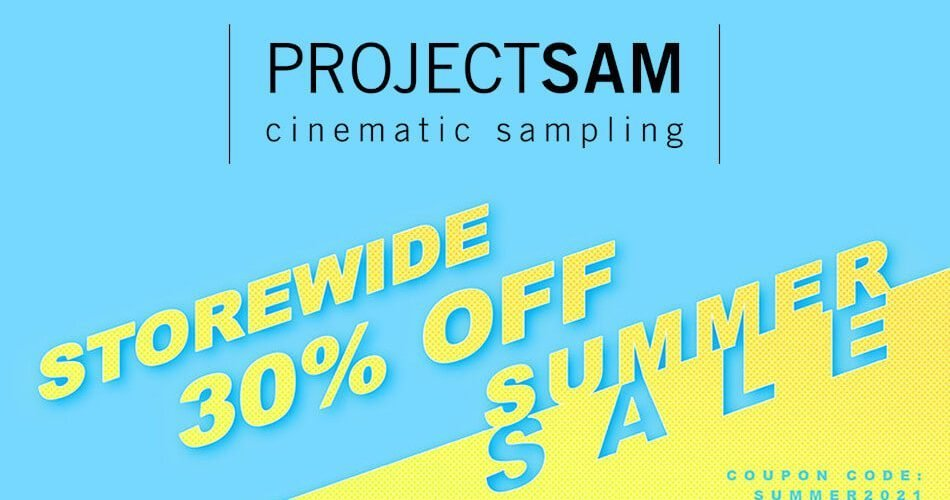 ProjectSAM Summer Sale