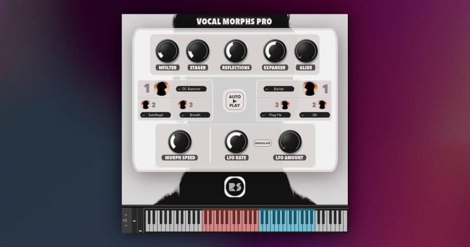 Rast Sound Vocal Morphs Pro