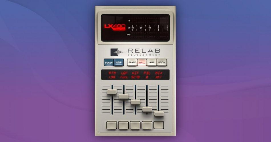 Relab LX480 Essentials plugin