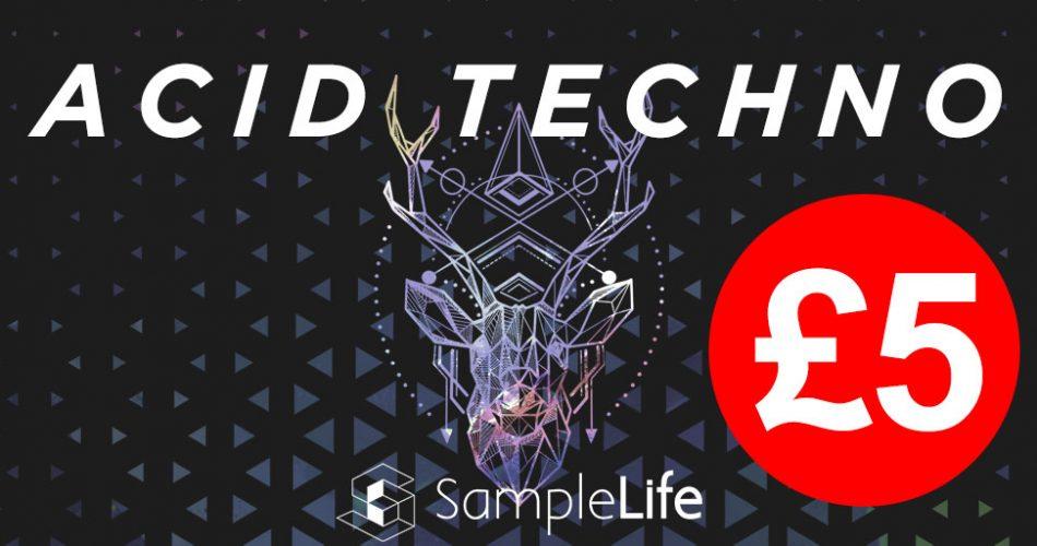 Samplelife Acid Techno Sale