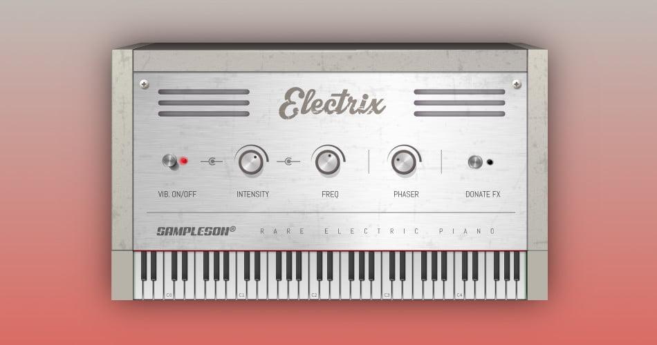 Sampleson Electrix Rare Electric Piano