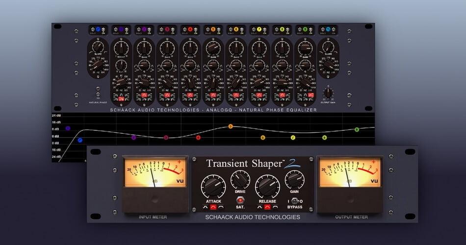 Schaack Transient Shaper 2 AnalogQ