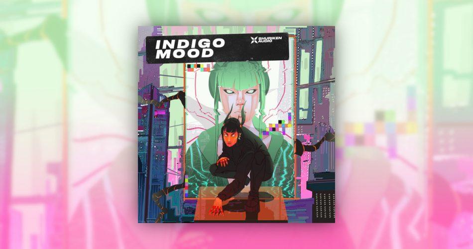 Shuriken Audio Indigo Mood