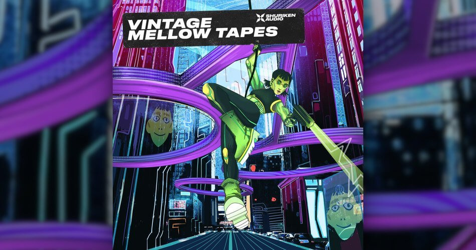 Shuriken Audio Vintage Mellow Tapes
