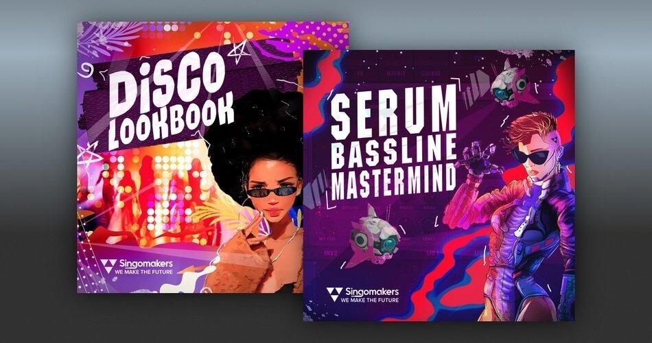 Singomakers Disco Lookbook Serum Bassline Mastermind