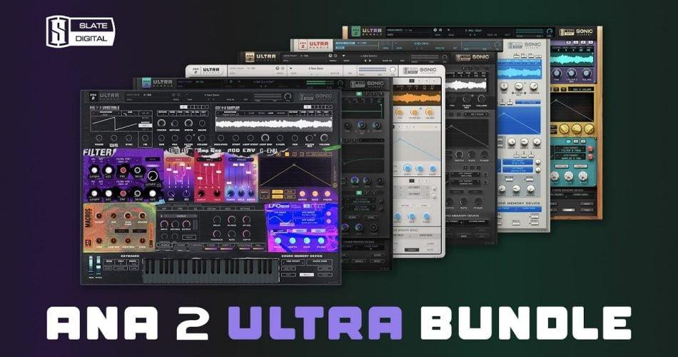 Slate Digital Ana 2 Ultra Bundle