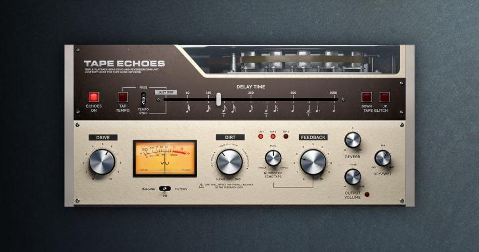 Softube Tape Echos