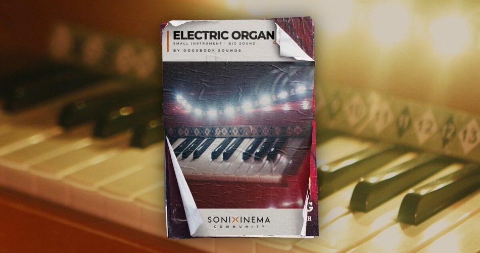 Sonixinema Electric Organ