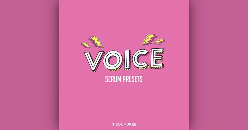 Soundree Voice for Serum