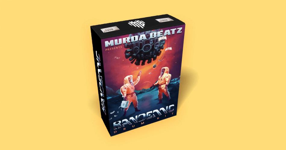 Splice Murda Beatz Bandemic Drum Kit