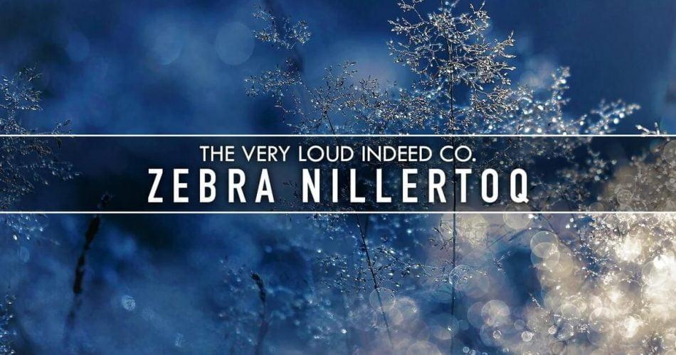 The Very Loud Indeed Co Zebra Nillertoq