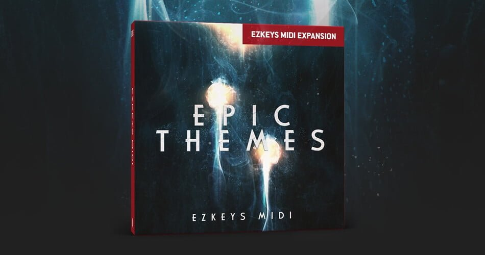 Toontrack Epic Themes 2 EZkeys MIDI pack