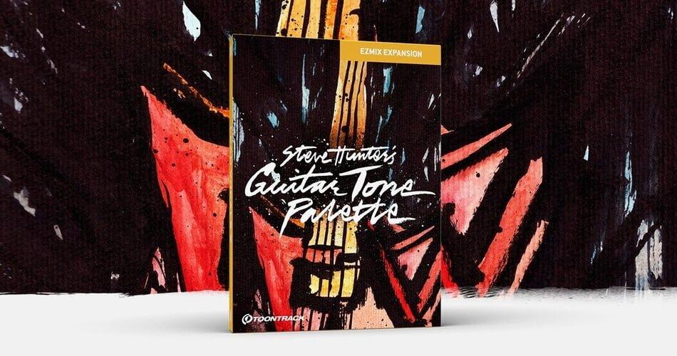 Toontrack Steve Hunter Guitar Tone Palette for EZmix