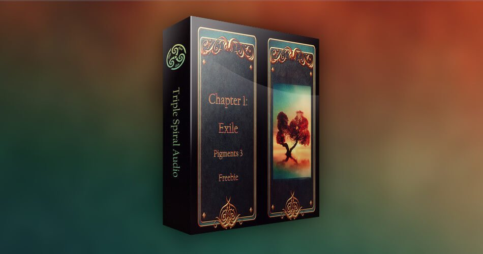 Triple Spiral Audio Chapter 1 Exile Freebie