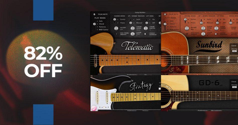 VST Buzz Acoustic Samples Guitar Bundle