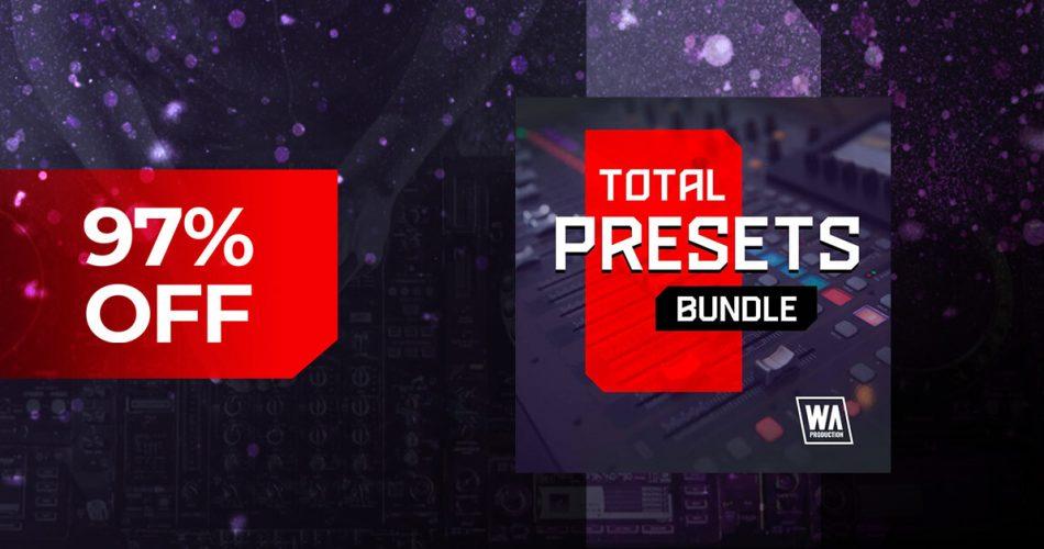 VST Buzz WA Total Presets Bundle