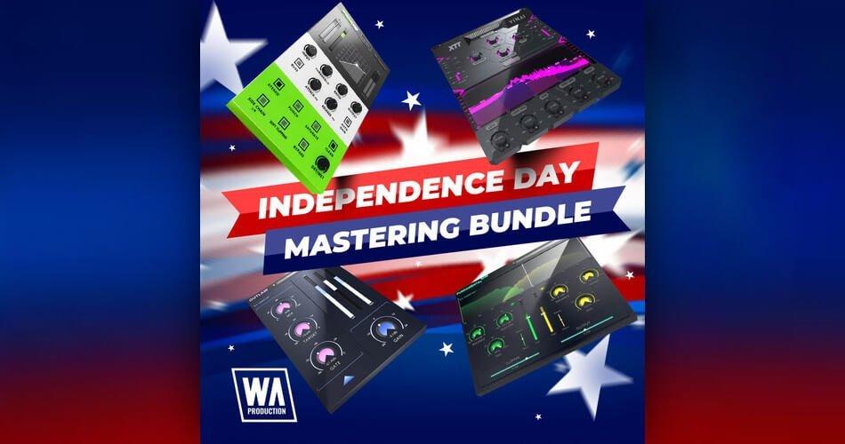 WA Independence Day Mastering Bundle