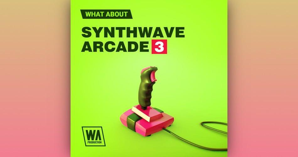 WA Synthwave Arcade 3