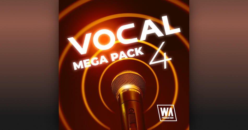 WA Vocal Mega Pack 4