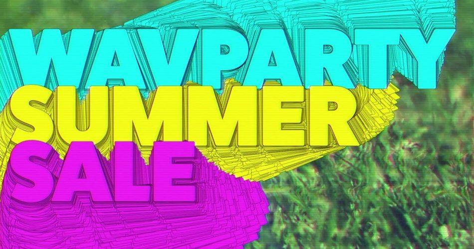 Waveparty Summer Sale