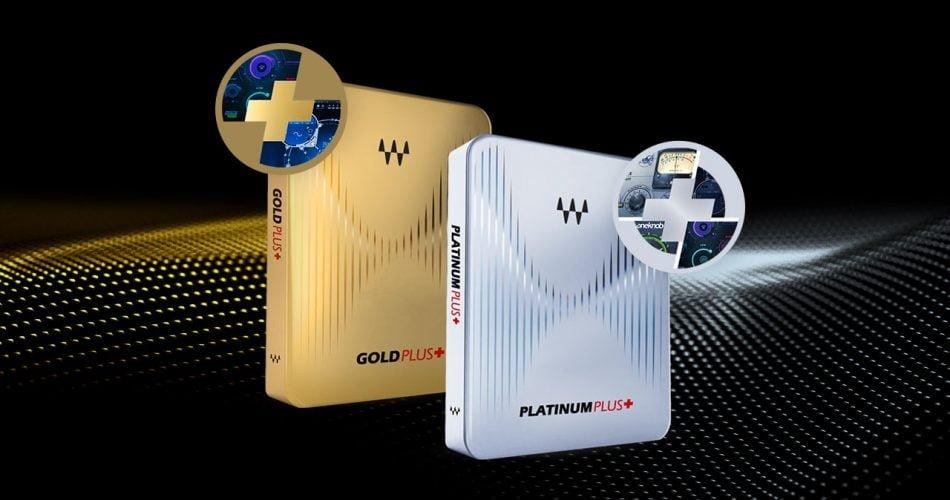 Waves Gold and Platinum Plus