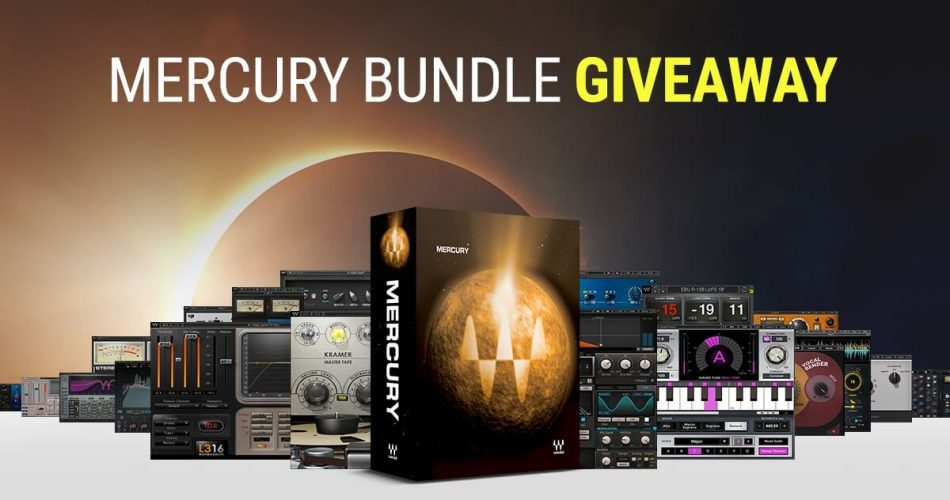 Waves Mercury Bundle Giveaway
