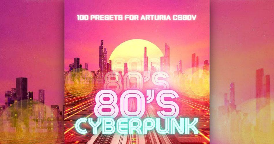 Xenos 80s Cyberpunk for CS80V