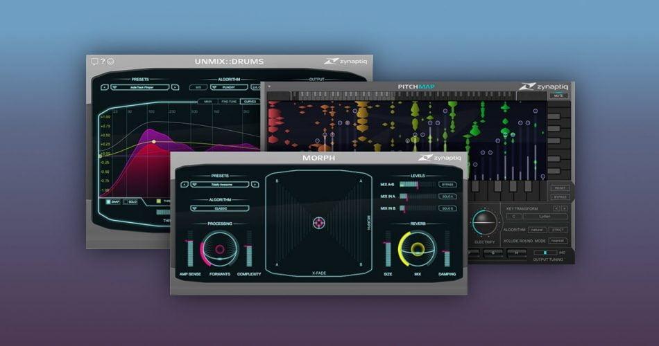 Zynaptiq Remix Bundle