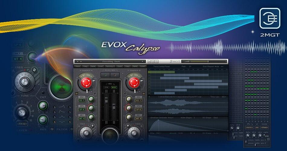 2MGT EVOX Calypso
