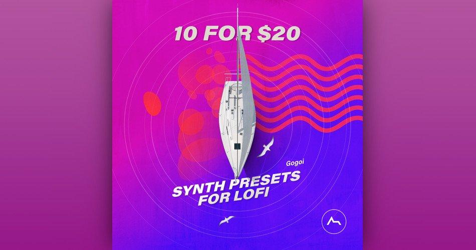ADSR GOGOi Synth Presets for Lofi