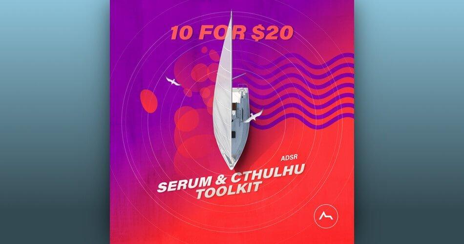 ADSR Serum Cthulhu 10 for 20