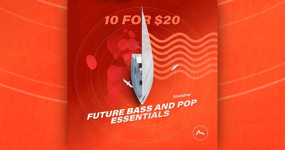 ADSR Soundree Future Bass and Pop Essentials