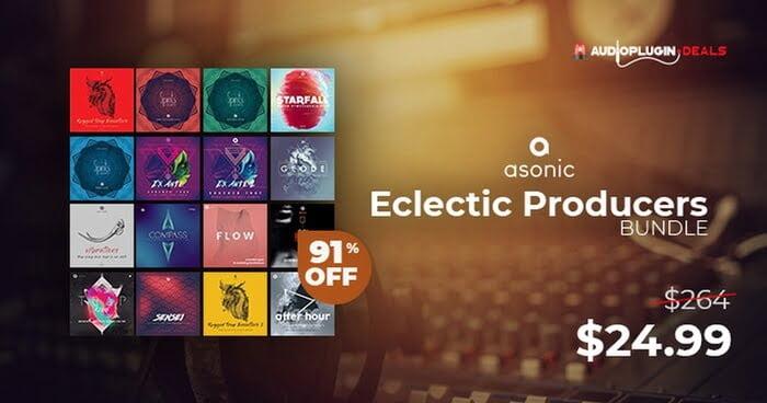 APD Asonic Eclectic Producers Bundle