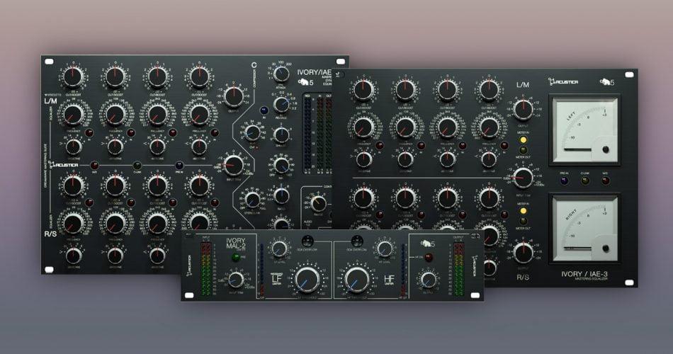 Acustica Audio Ivory5