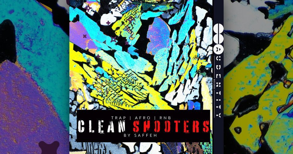 Audentity Records Clean Shooters by Saffeh