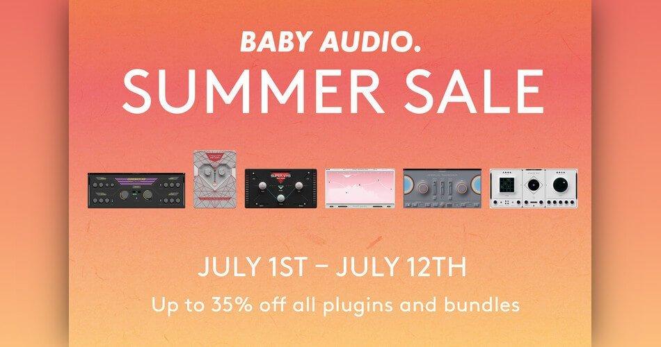 Baby Audio Summer Sale 2021