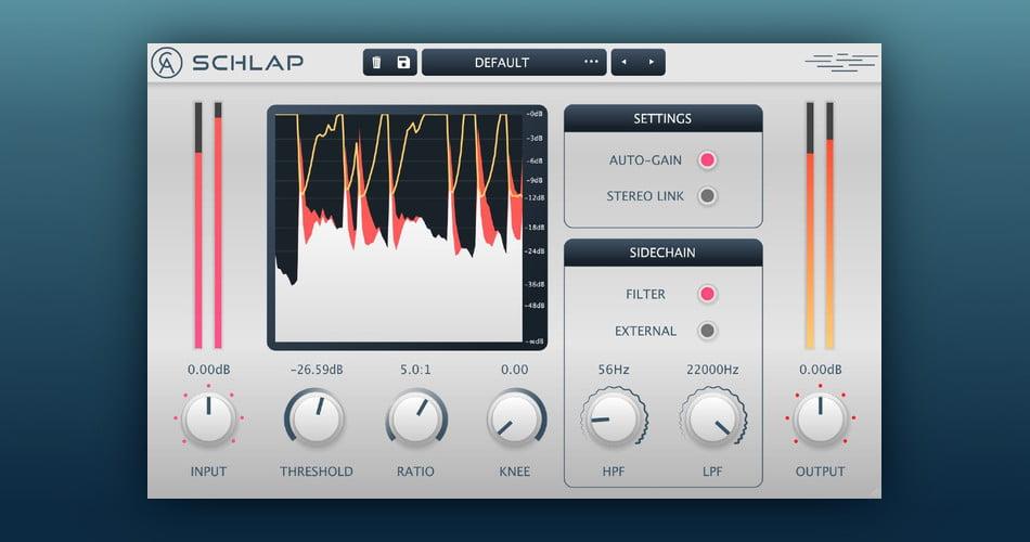 Caelum Audio Schlap compressor