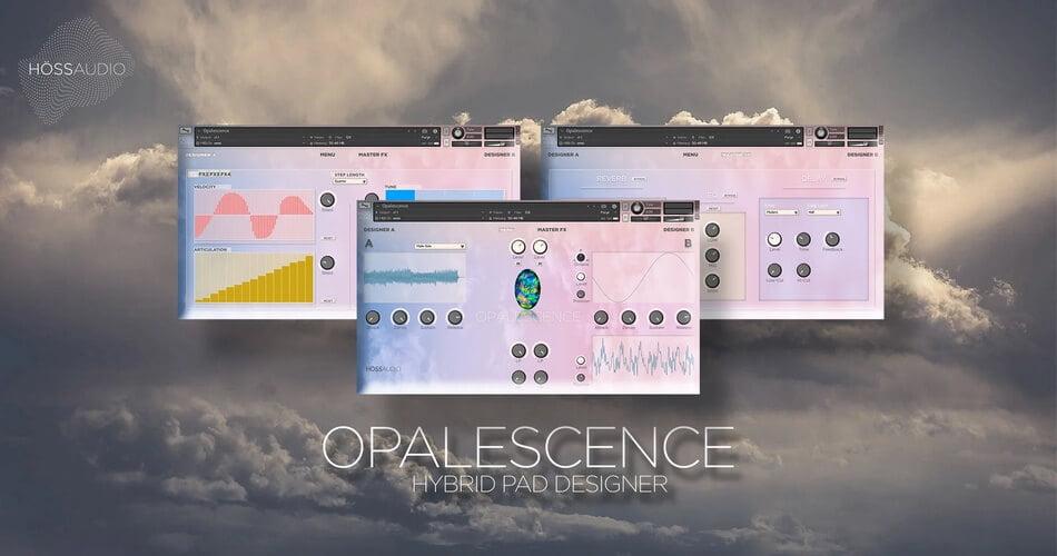 HOSS Audio Opalescence