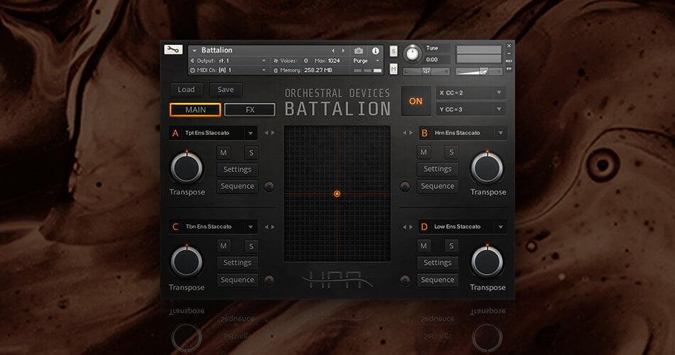 Hidden Path Audio BATTALION