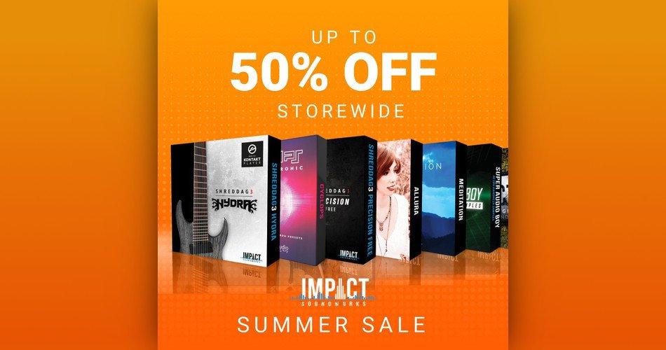 Impact Soundworks Summer Sale 2021