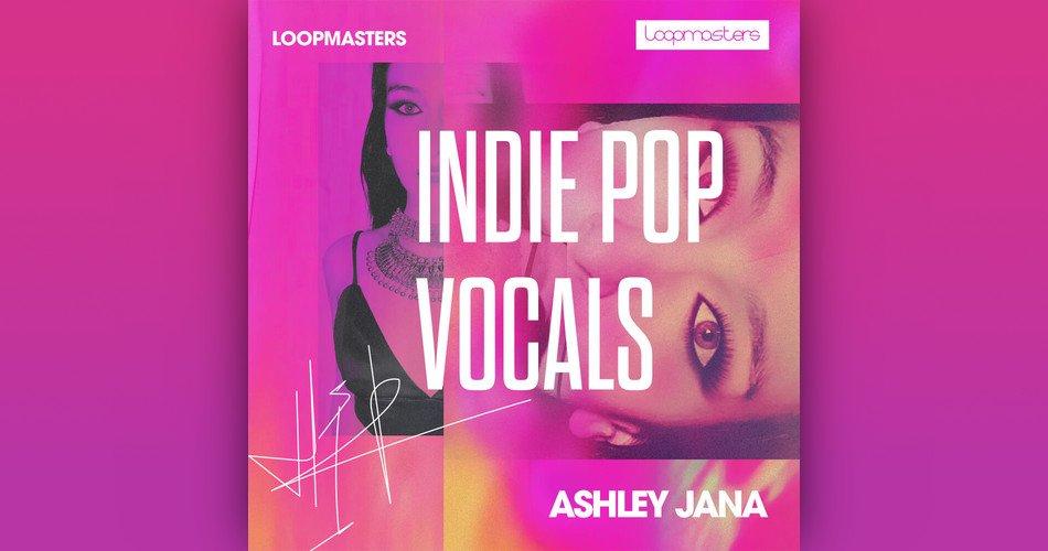 Loopmasters Indie Pop Vocals Ashley Jana